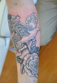 31 best amazing dove tattoos images on pinterest dove tattoos