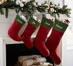 christmas stockings sale christmas stockings pottery barn