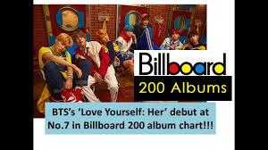 200 photo album info bts s yourself debut at no 7 in billboard 200