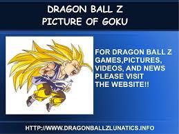 dragon ball picture goku
