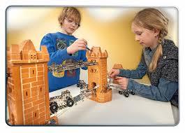 amazon com teifoc tower bridge construction set toys u0026 games