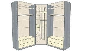 meuble angle chambre armoire d angle armoire penderie dangle 2 portes meuble angle