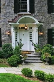 Front Porches On Colonial Homes 37 Best Front Door Images On Pinterest Front Doors Front Entry