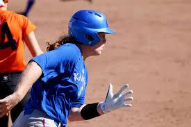 hot softball bats hot bats lead kansas softball to header victories sports