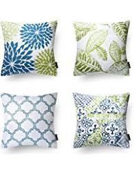 Outdoor Pillow Slipcovers Shop Amazon Com Pillow Covers