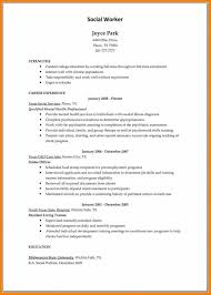 Formal Resume Template 8 Child Care Provider Resume Formal Letter Formats With Child