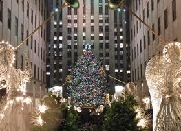 rockefeller center christmas tree address christmas lights