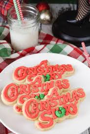a christmas story holiday recipes and party sugar u0026 soul