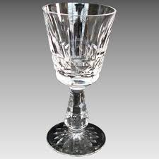 waterford crystal l base waterford crystal kylemore port or sherry glasses bella rosa
