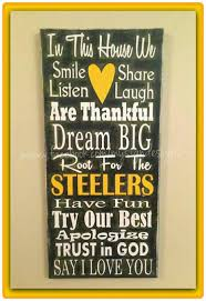 steelers home decor steelers home decor interior lighting design ideas