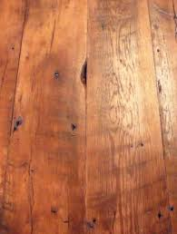 reclaimed wood carries the rich patina of