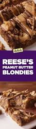 halloween reese s best reese u0027s blondies recipe how to make reese u0027s blondies u2014delish com