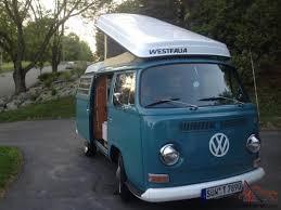 volkswagen vanagon blue bus vanagon westfalia