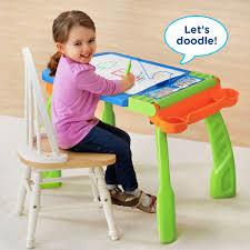 step 2 deluxe art desk 68 most matchless step 2 children s art desk table deluxe master