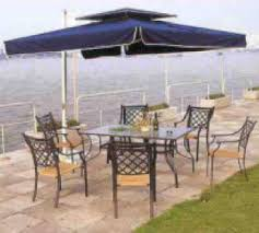 Patio Offset Umbrella Southern Butterfly 10 Ft Square Offset Umbrellas Canopies