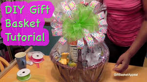 gift basket wrapping paper how to make a gift basket diy crafts