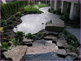 Patio Concrete Designs Stamped Concrete Patio Ideas Home Design Ideas