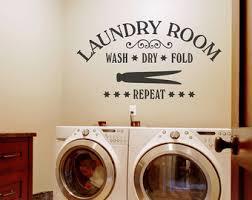 Laundry Room Wall Decor Laundry Room Decor Etsy