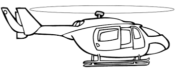 helicopters with a modern shape coloring pages for kids 0a
