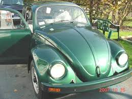 Vw Beetle Classic Interior Vw Beetle Green Used Cars Mitula Cars