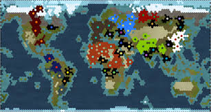 Python Map Function Civ V Original Content Other Python Based End Game Map