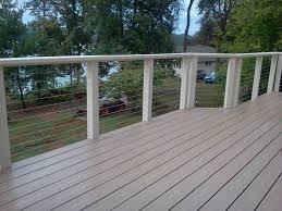 best 25 cable deck railing ideas on pinterest deck railings
