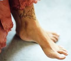 21 best name ankle tattoo designs images on pinterest tatting