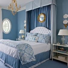 home blue bedroom beautiful blue bedrooms traditional home with bedroom