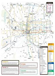 Indianapolis Zip Code Map by Indygo Map Map Of Indygo Map Indiana Usa