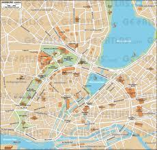 Regensburg Germany Map by Hamburg Map