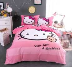 Hello Kitty Duvet Girls Twin Duvet Covers Duvet Covers Childrens Duvet Covers Argos