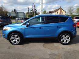 used ford kuga 2 0 tdci titanium 5dr for sale in ipswich suffolk