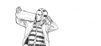 new u0027ultimate spider man u0027 art miles morales character study