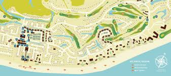 Map Of Mexico Resorts by Resort Map Wild Dunes Resort Isle Of Palms Resort