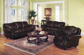 leather livingroom set shore brown 2 pc living room set shown w casa mollino
