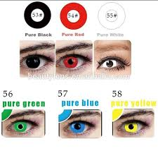 halloween contact lenses halloween contact lenses suppliers and