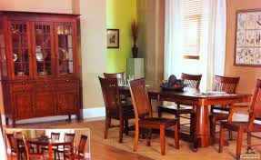 Mission Style Dining Room Table by Shaker Style Portland Oak Furniture Warehouseoak Furniture