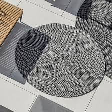 Outdoor Round Rug by Outdoor Braided Rugs Home Design Ideas And Pictures