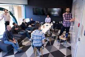 Google Office Design Philosophy Google Ventures Your Design Team Needs A War Room Her Co Design