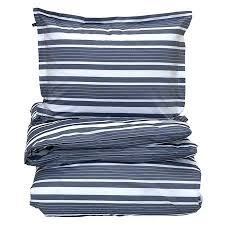 Bed Linen And Curtains - blue red striped duvet covers blue stripe double duvet cover