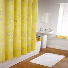 Dramatic Shower Curtain 10 Yellow Shower Curtain Designs Rilane