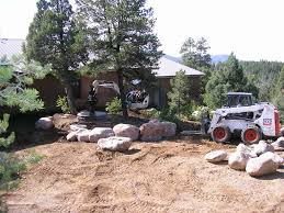 landscaping with rocks and boulders design and ideas