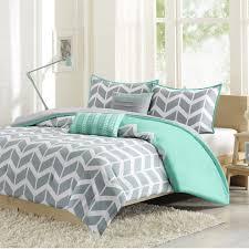Floor Lamp Bedroom Bedroom Colorful Chevron Queen Size Bedding Sets With Floor Lamp