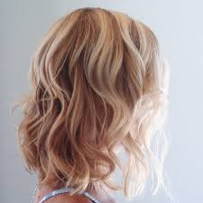 long bob hairstyles with low lights blonde highlights lowlights balayage beachy waves bohemian