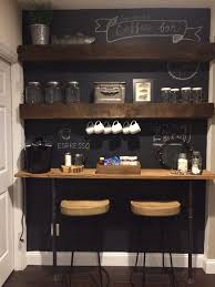Kitchen Coffee Bar Ideas 270 Best Coffee Bar Ideas Images On Pinterest Coffee Bar Ideas
