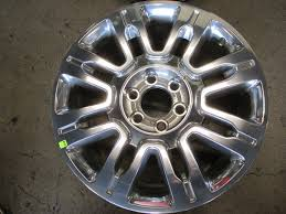 ford f150 platinum wheels one 2009 2012 ford f150 expedition factory 20 wheel oem