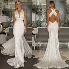 discount casual beach wedding dresses pictures 2017 casual beach