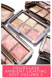 hourglass ambient lighting edit volume 1 hourglass ambient lighting edit vol 3 beauty kate loves makeup