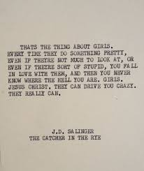 catcher in the rye relationship quotes free quotes