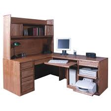 L Shaped Desk With Side Storage Forest Designs Customizable Contemporary 1050 L Shaped Computer